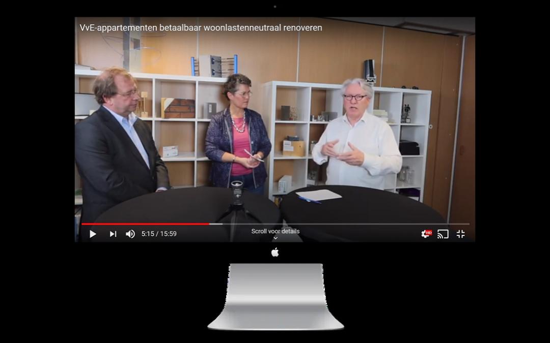 Online informatiesessie WNR tijdens Building Holland Digital